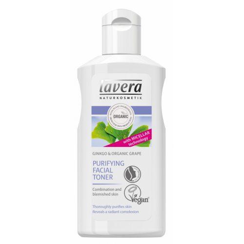 Lavera Arctonik tisztító zsíros és vegyes bőrre 125ml