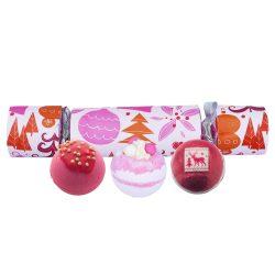 Bomb Cosmetics Pink karácsony szaloncukor szett