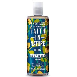Faith in Nature Jojoba Tusfürdő 400ml