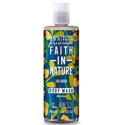 Faith in Nature Jojoba Tusfürdő 400ml