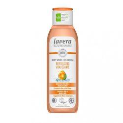 Lavera tusfürdő High Vitality bio naranccsal és bio mentával