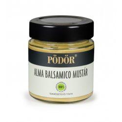 Pödör Alma Balsamico mustár