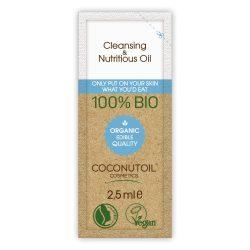 Coconutoil Cosmetics Úti Arcregeneráló és Sminklemosó Olaj
