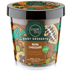 "Organic Shop ""Royal Chocolate""  Tápláló testápoló"