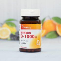 VitaKing D-vitamin 1000NE