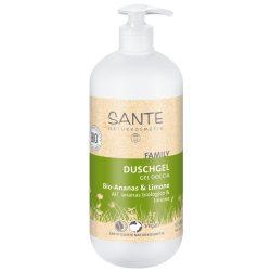 Sante Bio Ananász és Citrom tusfürdő