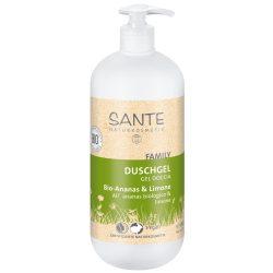 Sante Bio Ananász és Citrom tusfürdő 500ml