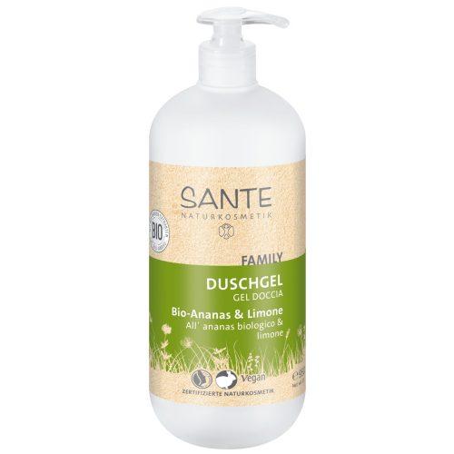 Sante Bio Ananász és Lime tusfürdő 500ml