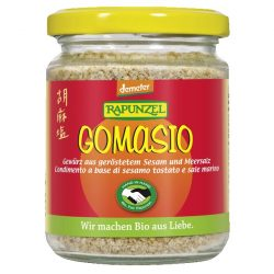 Rapunzel Gomasio (pirított szezám és tengeri só) 100g