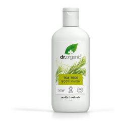 Dr. Organic Bio Teafaolaj tusfürdő 250ml
