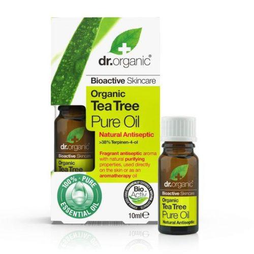 Dr. Organic Bio Teafaolaj 10ml