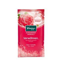 Kneipp Rózsa Habzó fürdőkristály 80g