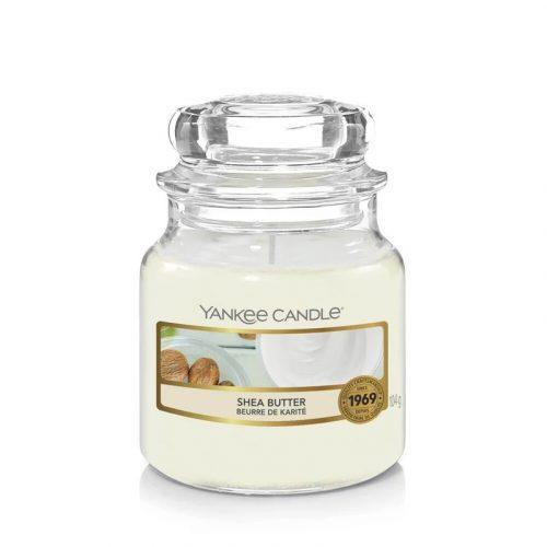 Yankee Candle Shea Butter kis üveggyertya