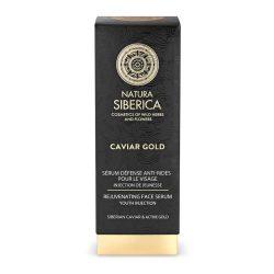 Natura Siberica Caviar Gold Fiatalító arcszérum