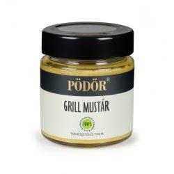 Pödör Grill mustár