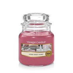 Yankee Candle Home Sweet Home kis üveggyertya