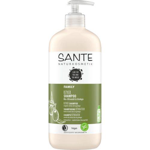 Sante Family Bio Ginkgo és Oliva sampon 500ml