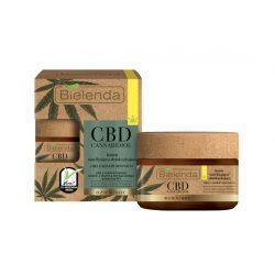Bielenda CNB Cannabiol arckrém - Zsíros bőrre