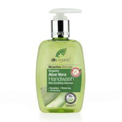 Dr. Organic Aloe Vera folyékony szappan 250ml