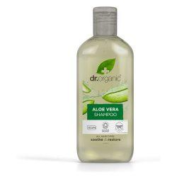 Dr. Organic Bio Aloe Vera tápláló hajsampon
