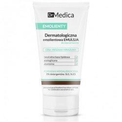 Bielenda DR MEDICA  - Bőrpuhító emulzió arcmosáshoz, vegyes és érzékeny bőrre