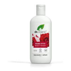 Dr. Organic Tusfürdő bio damaszkuszi rózsaolajjal