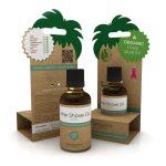 Coconutoil Cosmetics Szőrtelenítés Utáni Olaj