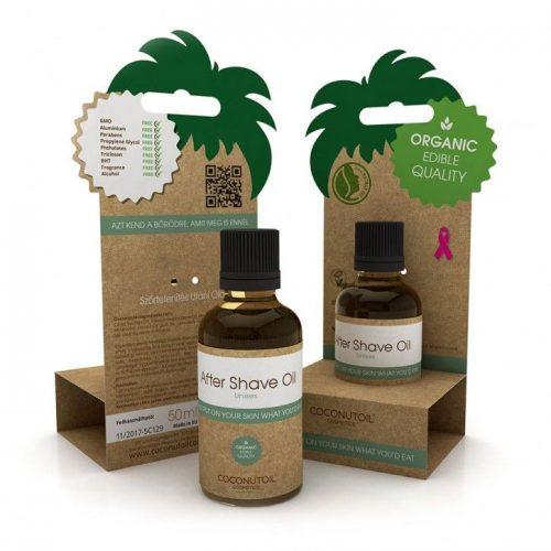 Coconutoil Cosmetics Szőrtelenítés Utáni Olaj 50ml
