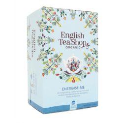 English Tea Shop Bio tea - Energise Me 20 filter