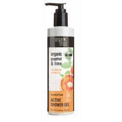 "Organic Shop ""Grapefruit Punch"" Aktív tusfürdő"