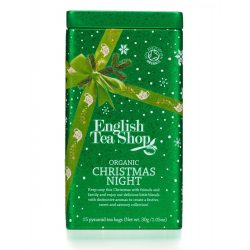 English Tea Shop X-mas Night Bio Tea