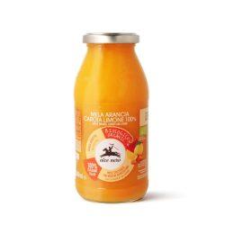 Alce Nero BIO vegyes gyümölcslé (alma-narancs-citrom-répa) 500ml