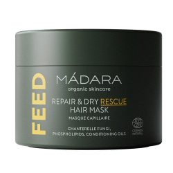 MÁDARA Feed Regeneráló & színmegőrző tápláló hajmaszk