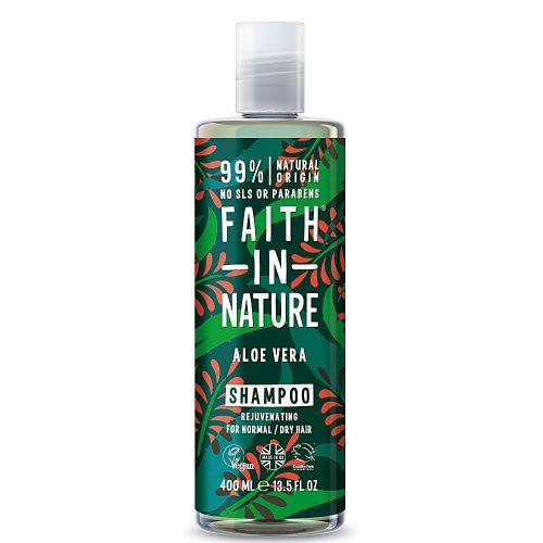 Faith in Nature Aloe Vera hajkondicionáló 400ml