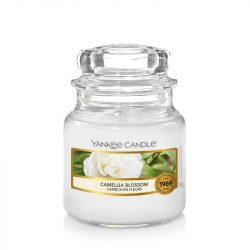 Yankee Candle Camellia Blossom kis üveggyertya