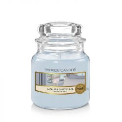 Yankee Candle A Calm & Quiet Place kis üveggyertya