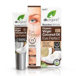 Dr. Organic Bio Kókuszolaj szemkörnyék feszesítő szérum