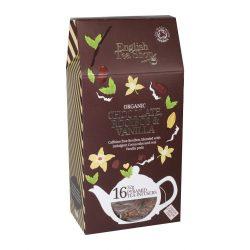 English Tea Shop Csokoládé és Vaníllia Roobios tea
