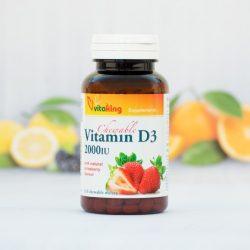 Vitaking D3-vitamin epres NE2000