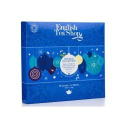 English Tea Shop Ünnepi teaválogatás kék