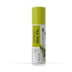 Dr. Organic Bio Teafa ajakbalzsam