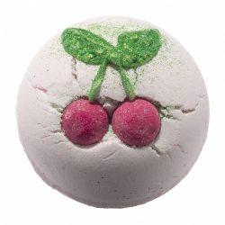 Bomb Cosmetics Ropogós cseresznye Fürdőbomba