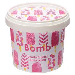 Bomb Cosmetics Jeges vanília Bőrradír