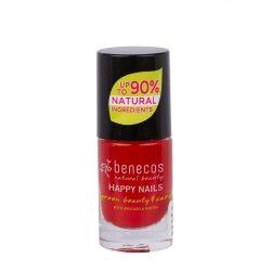 Benecos körömlakk Vintage Red