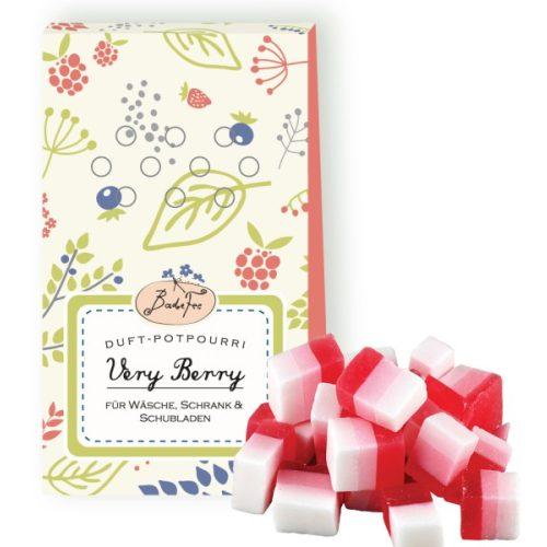 Badefee Potpourri Very Berry