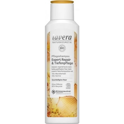 Lavera Hair Pro Mélyápoló és Javító 2in1 sampon és kondicionáló