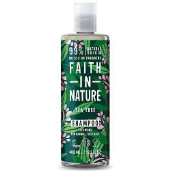 Faith in Nature Teafa sampon 400ml