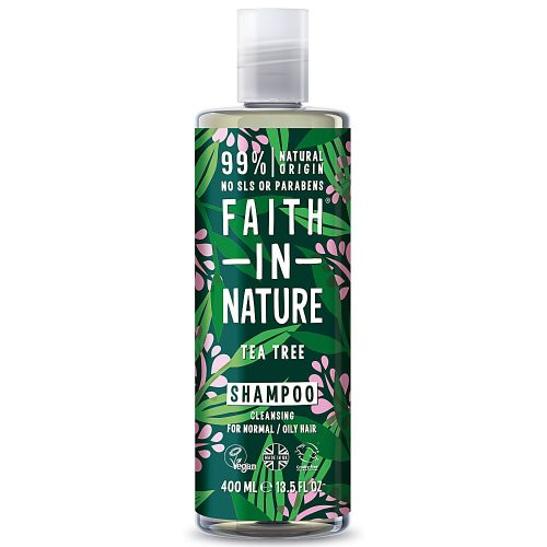 Faith in Nature Teafa sampon 400ml