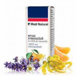 MediNatural Nyugi stressz illóolaj 10ml