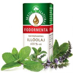 MediNatural Fodormenta illóolaj 100%-os 10ml